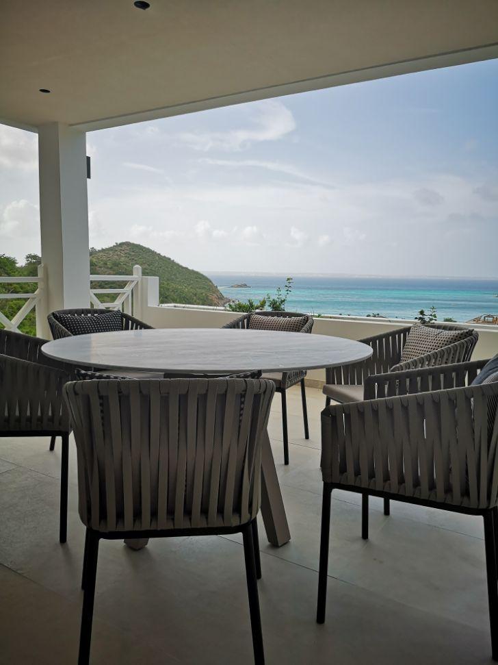 Villa - Île St Martin (Antilles)