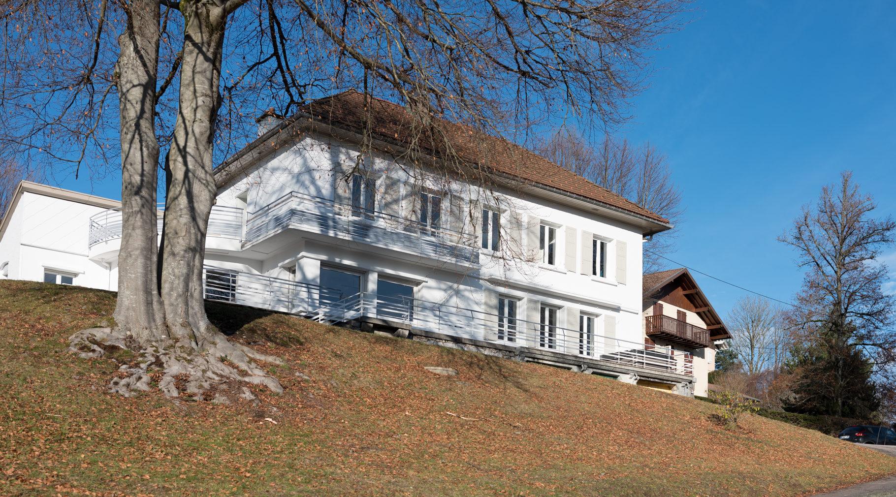Rénovation d'une maison bourgeoise